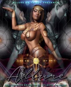 ATL - Allure Friday's 11/16 @ Allure Atl |  |  |