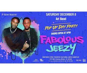 MIA- Fabolous & Jeezy 12/8 @ Historic Lyric Theater Cultural Arts Complex |  |  |