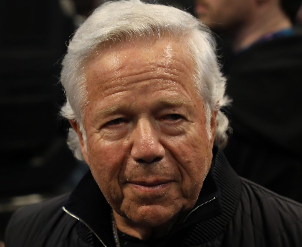 Donald Trump reacts to Robert Kraft's charges for solicitation of prostitution