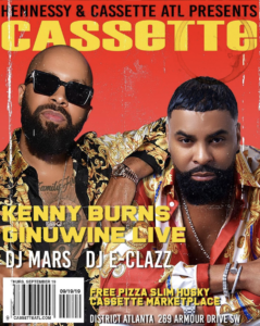#Atlanta -CassetteATL With Kenny Burns and Special Guest, Ginuwine