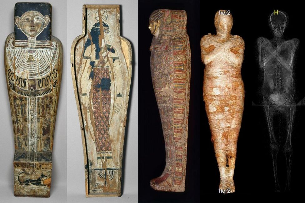 Researchers Shocked to Discover World's First Pregnant Egyptian Mummy